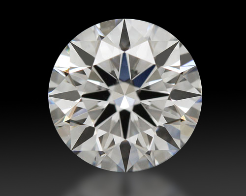 1 carat D VS1 excellent cut helderheid versterkte diamant